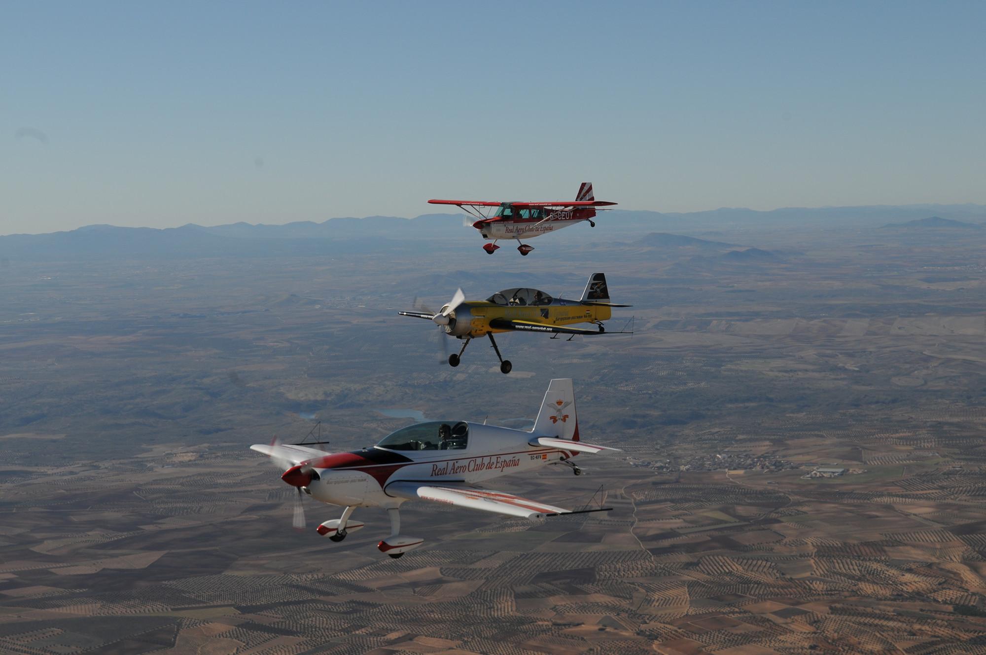 Aeroclubs de España